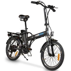 5300ab9537216 VÉLO ASSISTANCE ÉLEC MOBICYCLE Vélo électrique pliant E-folding - 250 W ...