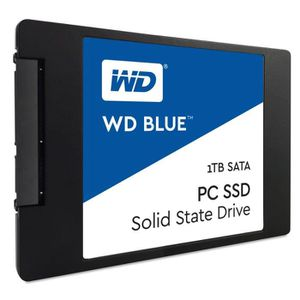 "DISQUE DUR SSD WD Blue™ SSD 1  To 2,5""/7 mm WDS100T1B0A"