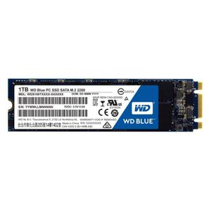 DISQUE DUR SSD WD Blue™ SSD 1 To M.2 2280 WDS100T1B0B