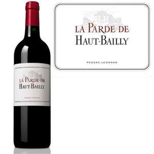 VIN ROUGE La Parde de Haut Bailly Pessac Léognan 2013 vin ro