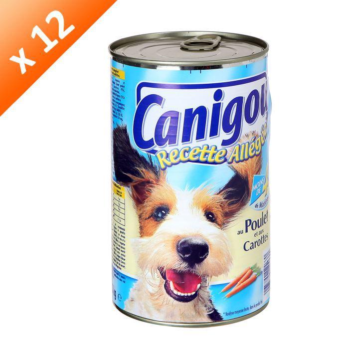 nourriture pour chien canigou achat vente nourriture pour chien canigou pas cher cdiscount. Black Bedroom Furniture Sets. Home Design Ideas