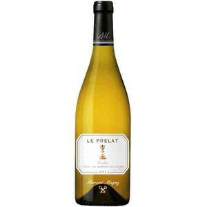 VIN BLANC Le Prélat Blanc Côtes du Rhone Village 2014 - V...