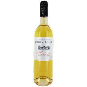VIN BLANC Château Bel Air Monbazillac 2015  - Vin blanc