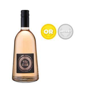 VIN ROSÉ Villa Dria Vin rosé des Côtes de Gascogne Villa Cl