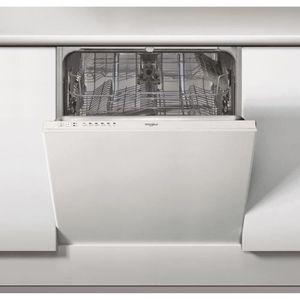 LAVE-VAISSELLE WHIRLPOOL WIE 2B16 - Lave vaisselle encastrable -