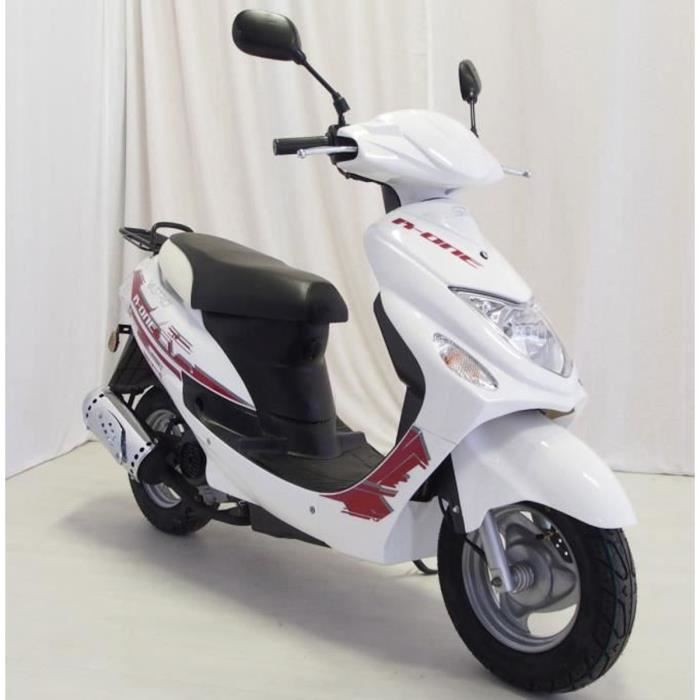 SCOOTER VASTRO 50 R-One Scooter 4 Temps Blanc Garantie 1 A