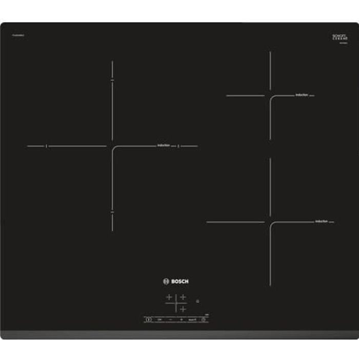 PLAQUE INDUCTION BOSCH PUJ631BB1E Table cuisson induction - 3 zones