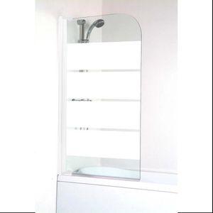 pare baignoire achat vente pare baignoire pas cher soldes d s le 10 janvier cdiscount. Black Bedroom Furniture Sets. Home Design Ideas