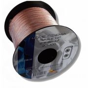 CÂBLE TV - VIDÉO - SON LINEAIRE CCL25B-20 Câble Haut-parleur 2 x 2,5 mm²