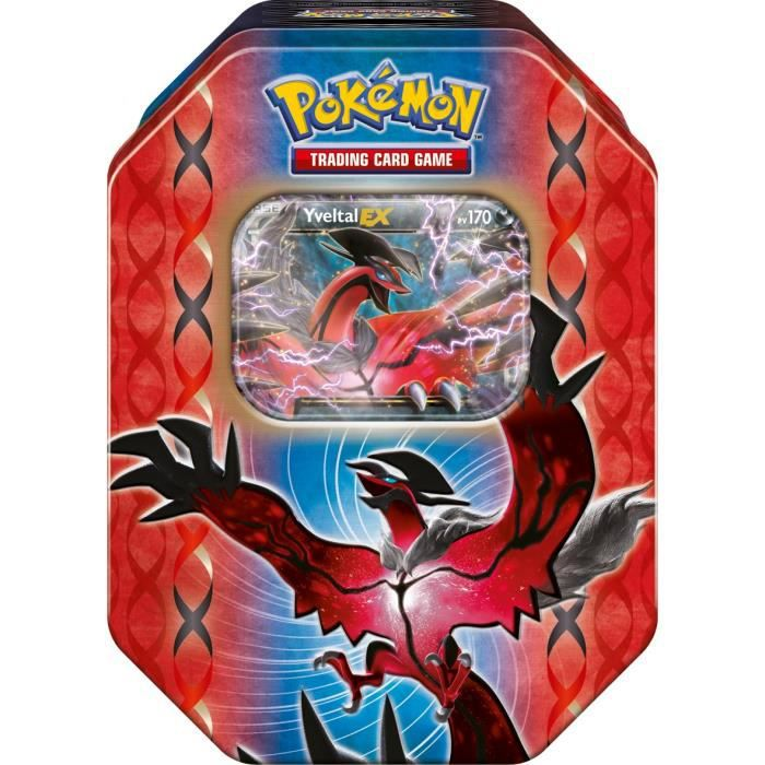 pokemon pok box p ques 2014 achat vente carte a. Black Bedroom Furniture Sets. Home Design Ideas