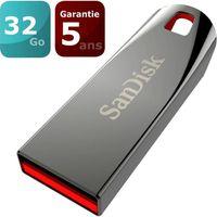 CLÉ USB SANDISK Clé USB Cruzer Force - 32Gb - 2.0 - Gris