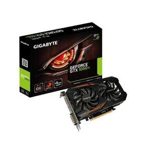 CARTE GRAPHIQUE INTERNE GIGABYTE Carte graphique GeForce® GTX 1050 Ti OC 4
