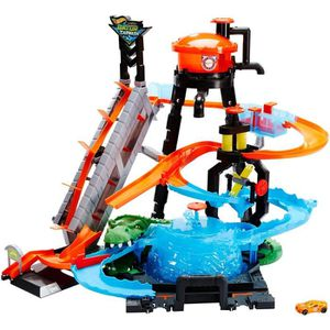 CIRCUIT HOT WHEELS - Station Lavage Ultime