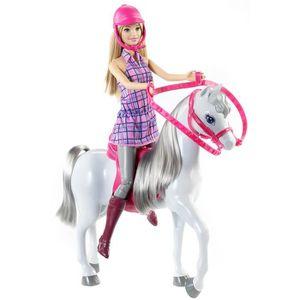 Jouets barbie achat vente jeux et jouets barbie pas - Jeux de barbie avec son cheval ...