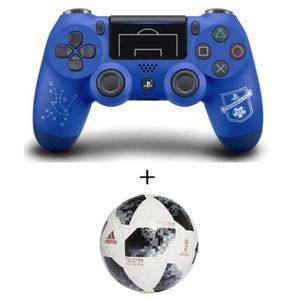 PACK ACCESSOIRE Manette DualShock 4 PlayStation Football Club PS4