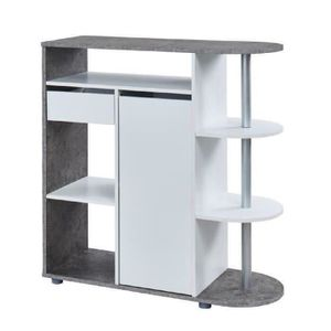 mange debout bar achat vente mange debout bar pas cher soldes d s le 10 janvier cdiscount. Black Bedroom Furniture Sets. Home Design Ideas