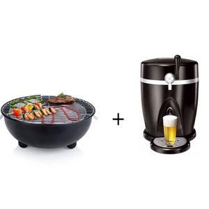 MACHINE A BIÈRE  PRINCESS Tireuse à bière + TRISTAR Barbecue offert