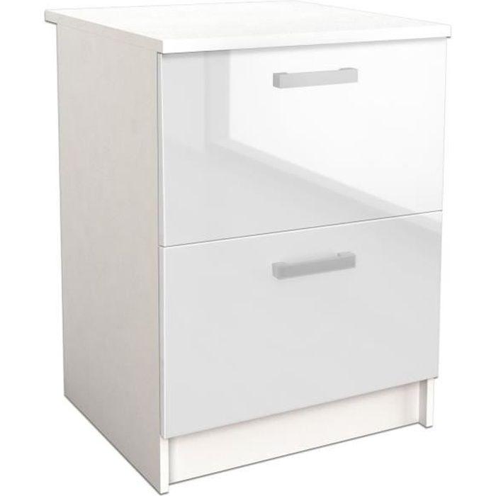 meuble bas cuisine avec plan de travail. Black Bedroom Furniture Sets. Home Design Ideas