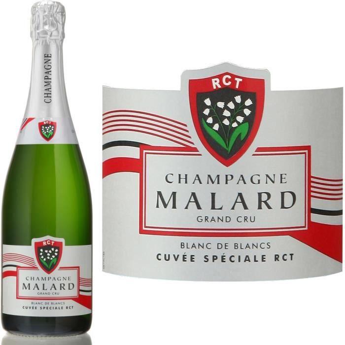 CHAMPAGNE Champagne Malard Cuvée RCT Grand Cru Blanc de Blan