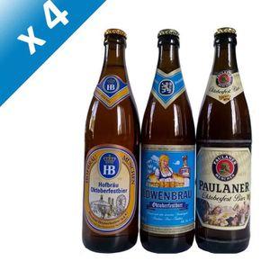 BIÈRE Box de 12 bières Oktoberfest