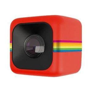 CAMÉSCOPE NUMÉRIQUE Polaroid CUBE Caméra HD Rouge