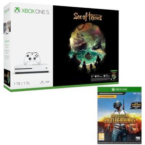 CONSOLE XBOX ONE Xbox One S 1 To Sea of Thieves + PUBG