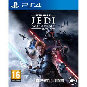 JEU PS4 NOUVEAUTÉ Star Wars Jedi: Fallen Order Jeu PS4
