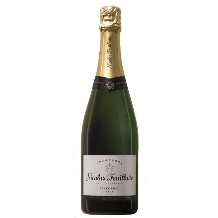 Champagne Nicolas Feuillatte Brut X1 Achat Vente Champagne