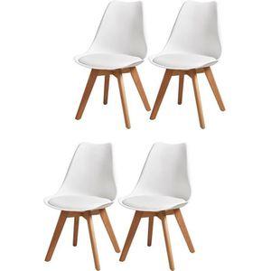 Chaises de salle manger achat vente chaises de salle for Chaise de salle a manger par 4
