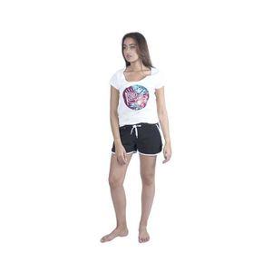 T-shirt manches courtes femme - Achat   Vente T-shirt manches ... 47ec05e9cbcc