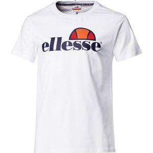 T-SHIRT MAILLOT DE SPORT ELLESSE T-shirt - Homme - Blanc