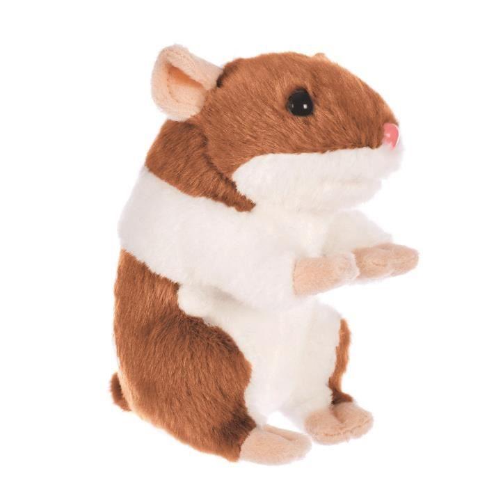 peluche geante hamster
