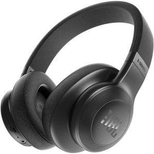 CASQUE - ÉCOUTEURS JBL E 55 Bluetooth noir Casque supra-auriculaire