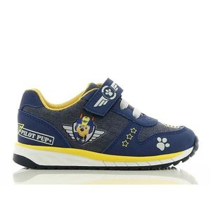 BASKET PAW PATROL Baskets Chaussures Enfant garçon - Bleu