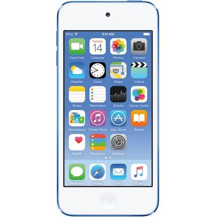 LECTEUR MP4 APPLE iPod Touch 32Go Blue