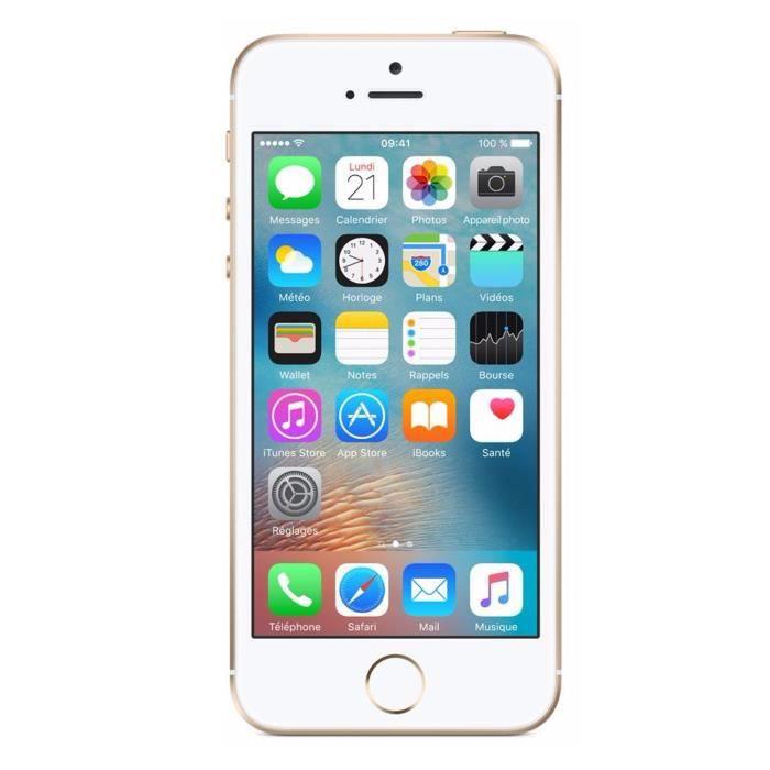 Apple iphone se face
