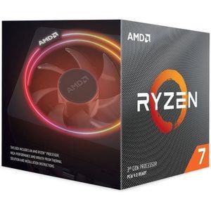 PROCESSEUR AMD Processeur Ryzen 7 3800X Wraith Prism cooler