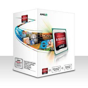 PROCESSEUR AMD A4 7300 3.8GHz    AD7300OKHLBOX