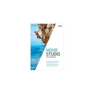 MULTIMÉDIA VEGAS Movie Studio 14 - Platinum
