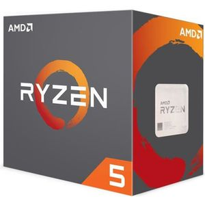 PROCESSEUR AMD Processeur Ryzen 5 1400 avec refroidisseur Wra