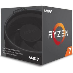 PROCESSEUR AMD Processeur Ryzen™ 7 1700 avec refroidisseur Wr