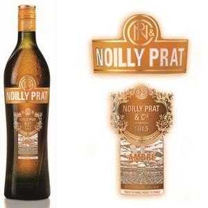 ASSORTIMENT APÉRITIF  Noilly Prat Ambré - Vermouth - 75cl -16°
