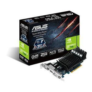 CARTE GRAPHIQUE INTERNE Asus GeForce GT730 2Go GDDR3