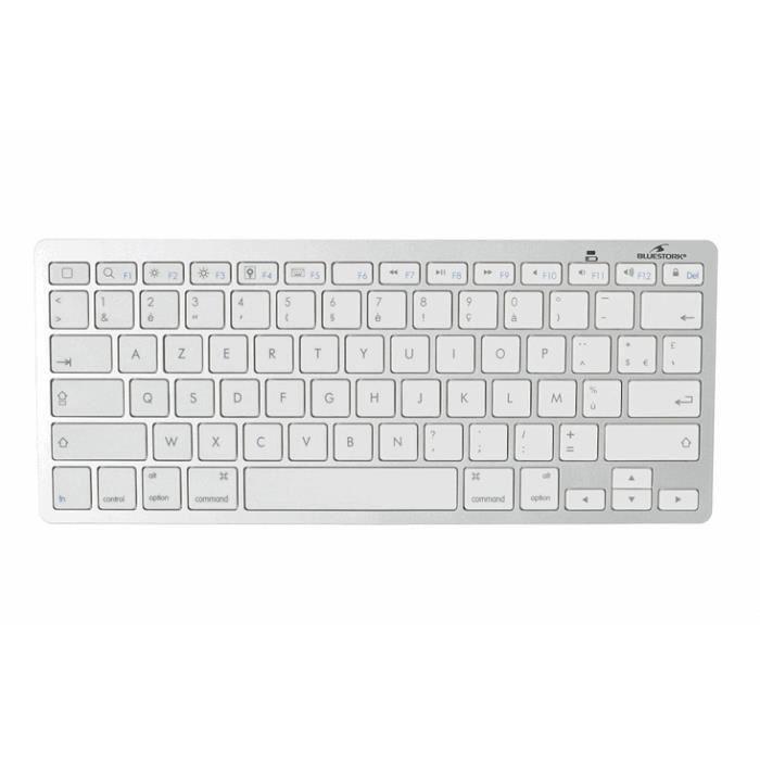 CLAVIER D'ORDINATEUR Bluestork clavier compact Bluetooth dédié Apple