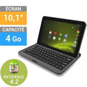 logicom tablette 10 1 dc s1052 4go clavier bt prix pas cher cdiscount. Black Bedroom Furniture Sets. Home Design Ideas