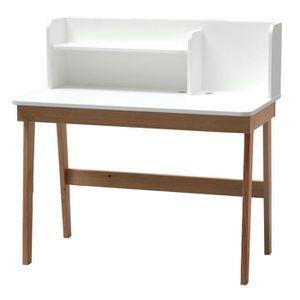 bureau scandinave achat vente bureau scandinave pas cher cdiscount. Black Bedroom Furniture Sets. Home Design Ideas