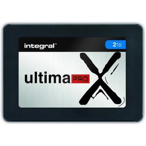 DISQUE DUR SSD INTEGRAL EUROPE SSD UltimaPro X 2,5'' SATA III 2To