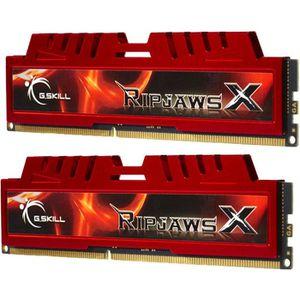 MÉMOIRE RAM GSkill RipJawsX 8Go DDR3 1600M    F3-12800CL9D-8GB