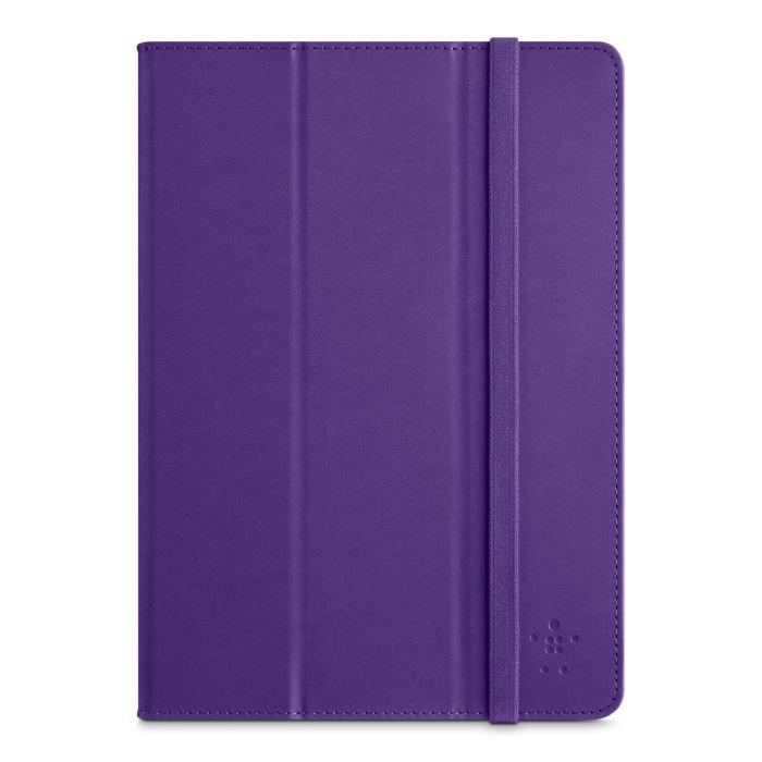 etui trifold violet stand pour ipad air prix pas cher soldes d s le 10 janvier cdiscount. Black Bedroom Furniture Sets. Home Design Ideas