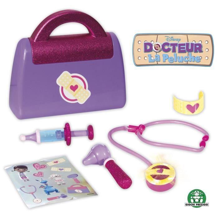 Malette docteur la peluche achat vente jeux et jouets pas chers - Docteur la peluche malette ...